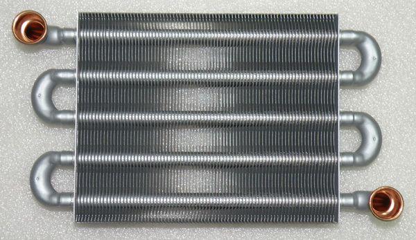 Теплообменник на котел ferroli f24d теплообменник 4 т